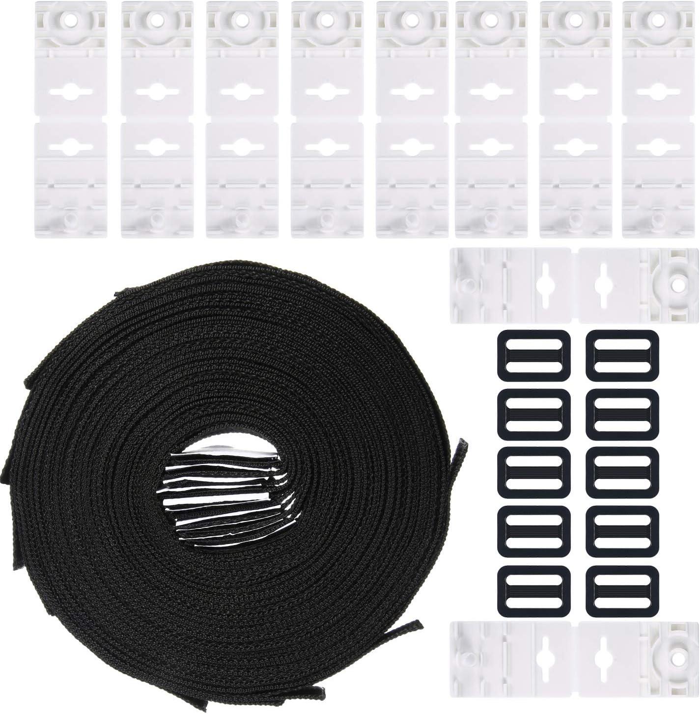 Pack of 10 Feherguard FGPFS Swimming Pool Solar Cover Fastening Kit