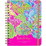 Lilly Pulitzer 2017 Daily Agenda (Personal Planner) (Large, Lover's Coral)