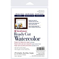 "Strathmore Watercolor Paper Pack 5""X7""-25 Sheets"