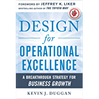 Design for Operational Excellence: A Breakthrough Strategy for Business Growth (English Edition)