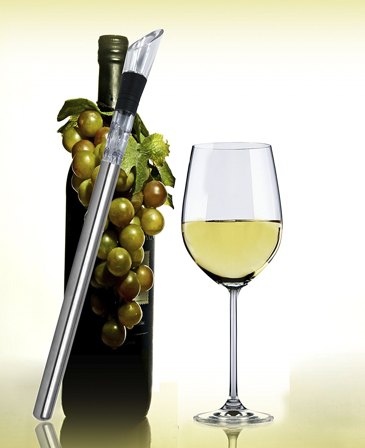 Wine Decanter Red Wine Carafe,Wine aerator,Wine Accessories-Wine Chiller Stick by NEW PACIFIC YOUYAH (Image #5)