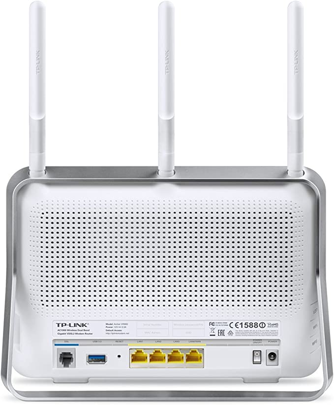 Tp Link Ac1900 Wireless Dual Band Gigabit Vdsl Computers Accessories