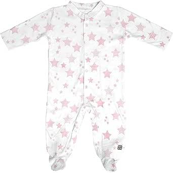 Minutus Pijama Largo 100% Algodón para Bebé 0/1 Mes ...