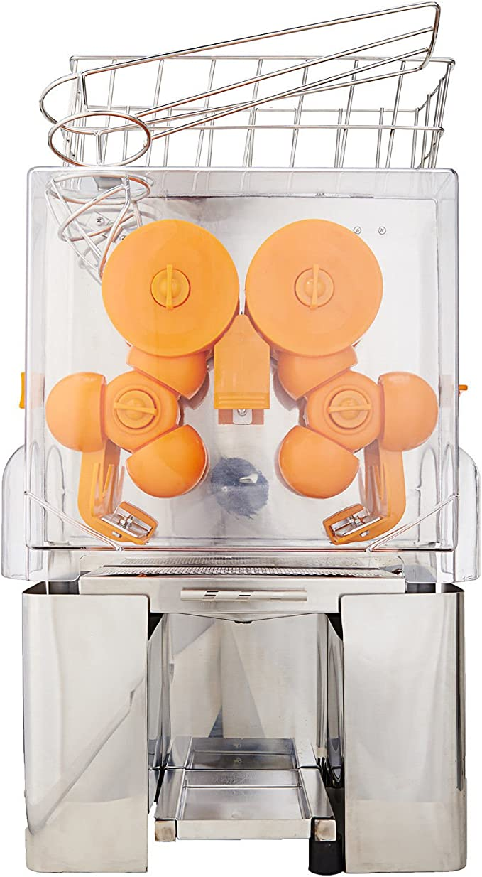Cueffer Exprimidor de Naranja Orange Juice 40-80mm Extractor de ...