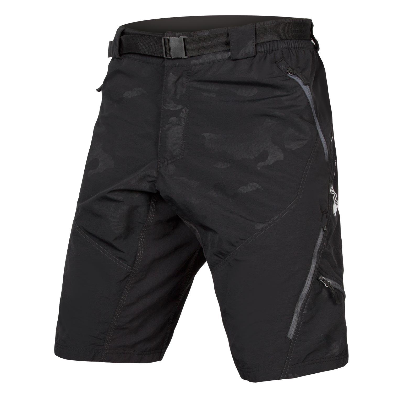 Endura Hummvee Baggy Cycling Short II Black Camo, Small