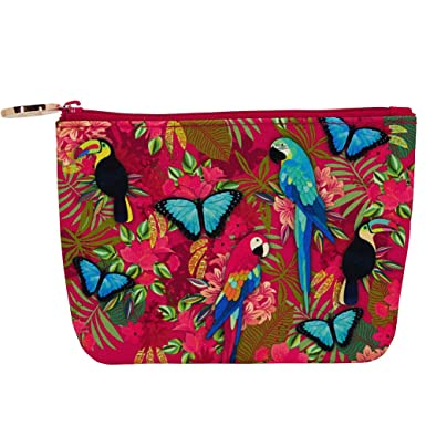 AMAZON LOVE - Monedero, color rojo: Amazon.es: Ropa y accesorios