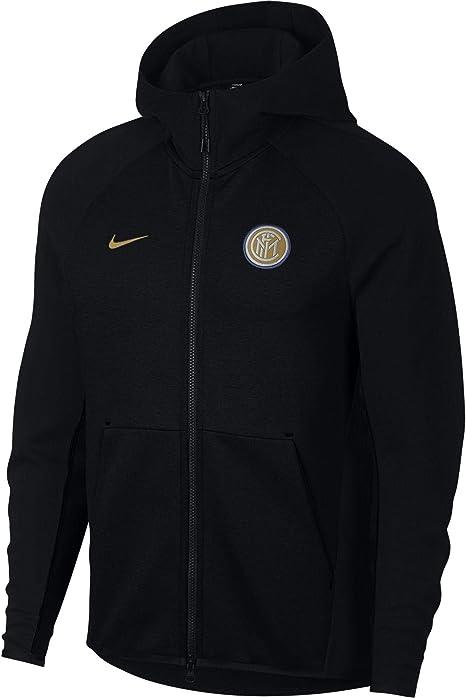 Aut Capuche Techfleece À Inter Milan Nike Homme Hoodie Sweat 4RqAj35L