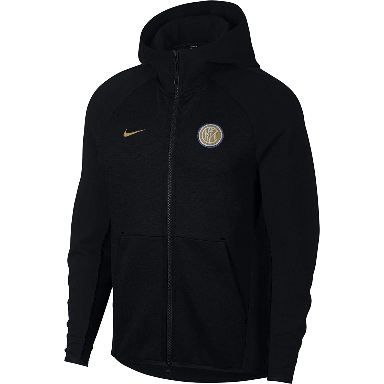 Nike Inter Milan Techfleece Hoodie AUT Felpa Uomo