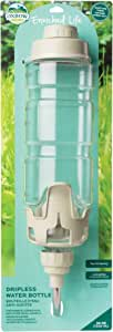 Oxbow Enriched Life Drippless 34 oz Water Bottle for Small Animals