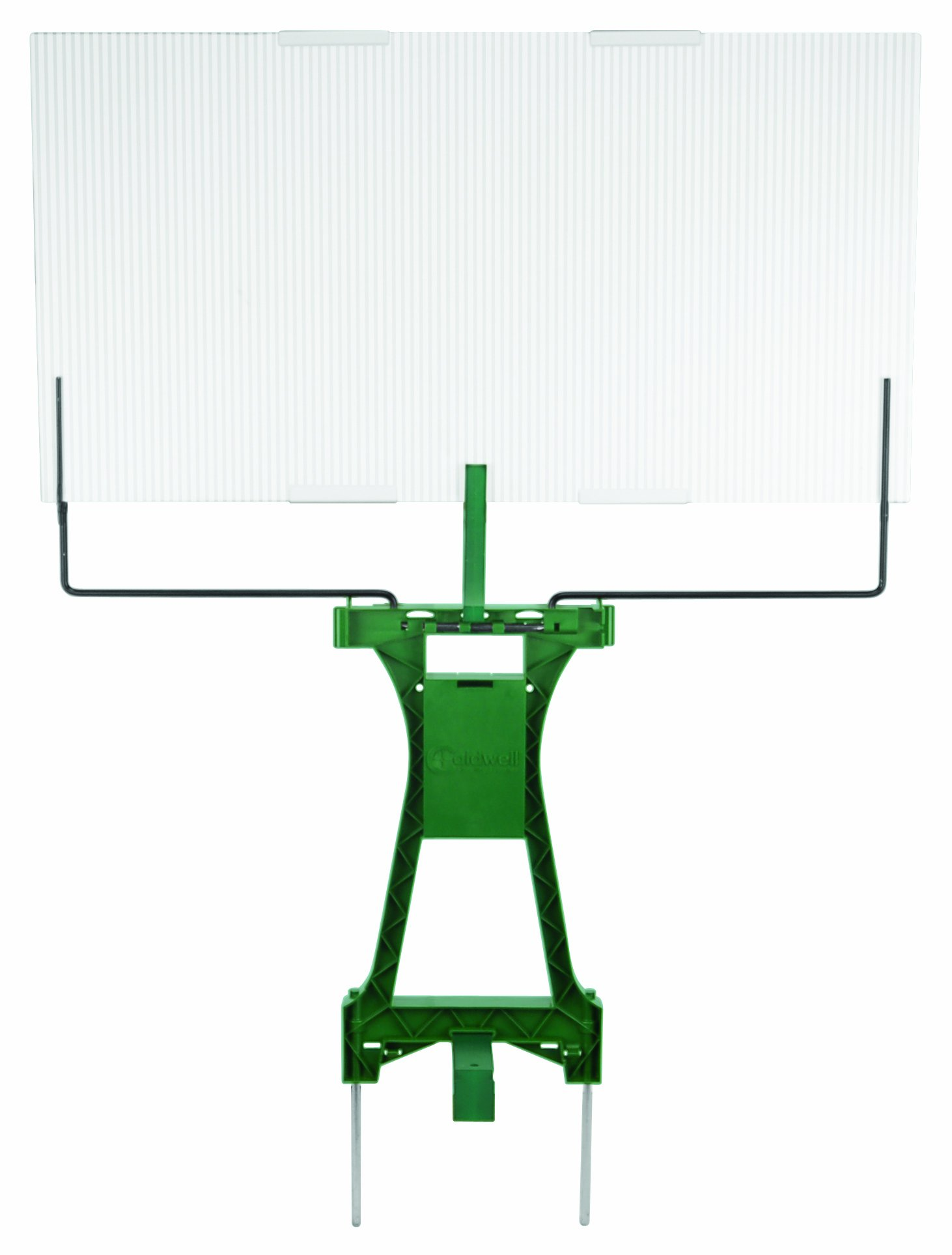 Caldwell Ultimate Target Stand with Weather Proof Backer, Collapsible Design and Easy Setup for Outdoor, Range, Shooting and Hunting