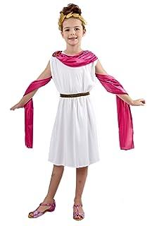 Ancient greek boy kids costume 8 10 years amazon clothing girls costume ancient goddess medium 6 9 yrs solutioingenieria Images