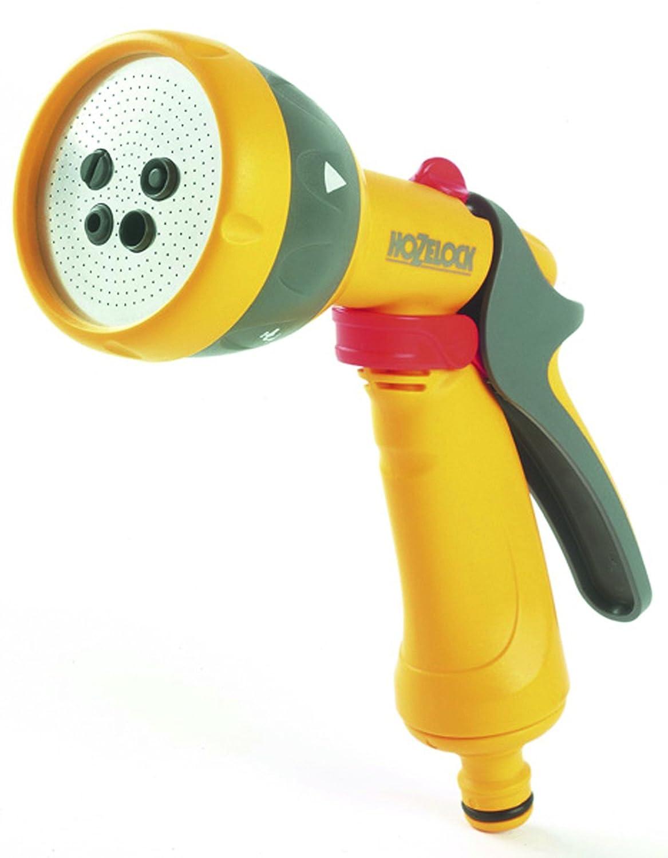 Hozelock 26766002Multi-Jet Spray Gun/Grey 21x 20x 19cm Yellow 2676 6002