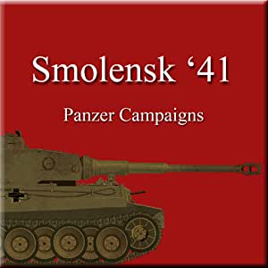 Panzer Campaigns - Smolensk '41