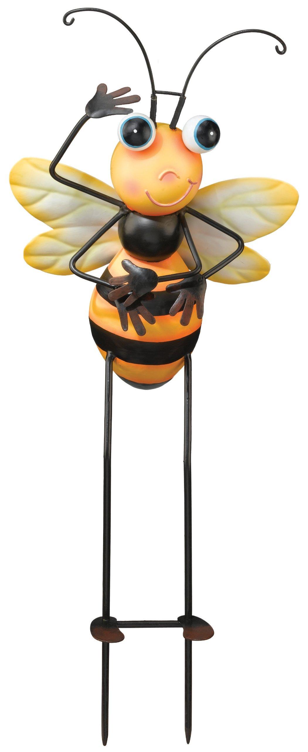 Regal Art & Gift 10001 Bee Garden Stake, Small