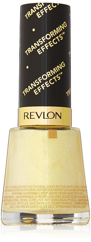 Revlon Transforming Effects Top Coat, Gold Glaze