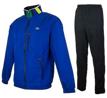 933a777a42b Lacoste homme - Ensemble survêtement Bleu électrique Lacoste WH2119 - Taille  vêtements - L