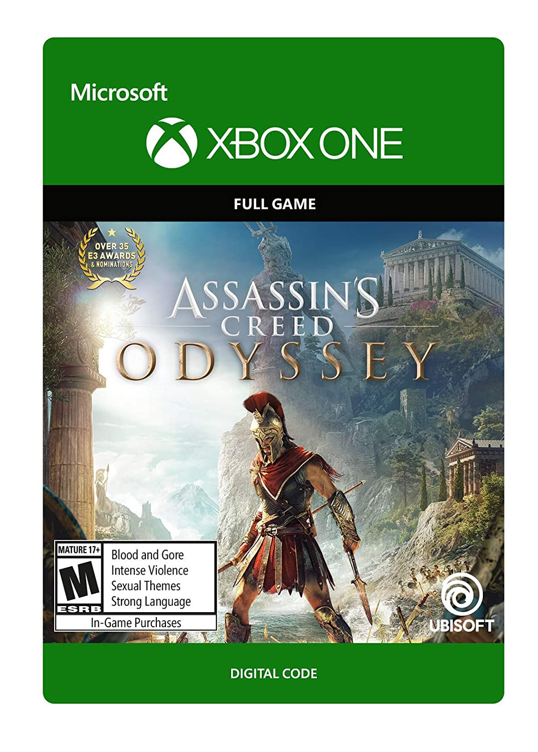 Up to 85% off Assassin's Creed Odyssey, Shadow of the Tomb Raider and Sleeping Dogs on Xbox One