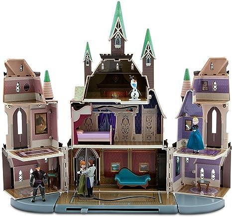 Disney Frozen 2-Elsa Anna 3D Palace Puzzle-Castle Puzzle Playset neuf emballé