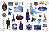 Ultimate Sticker Book: Frozen: More Than 60