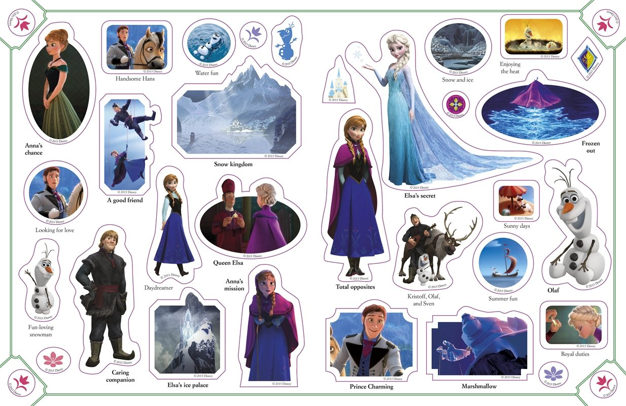 ultimate sticker book frozen ultimate sticker books dk ultimate sticker book frozen ultimate sticker books dk publishing 9781465414052 amazon com books