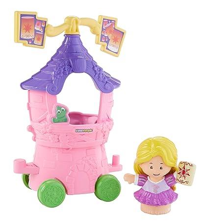Fisher Price Little People Disney Princess Parade Rapunzel Pascals Float