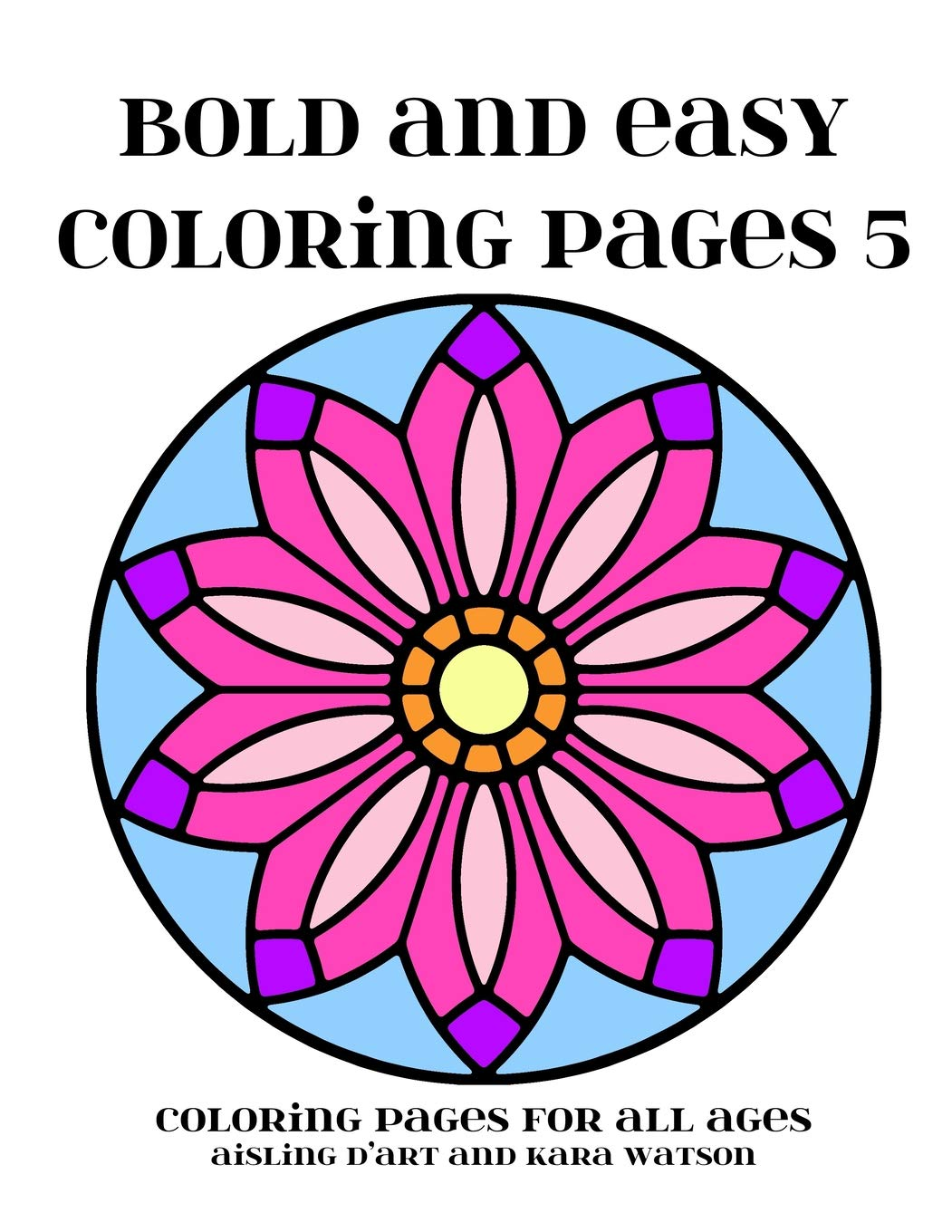 Coloring Pages For All Ages