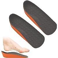 Plantillas para Zapatos de Aumento de Altura, 2.5