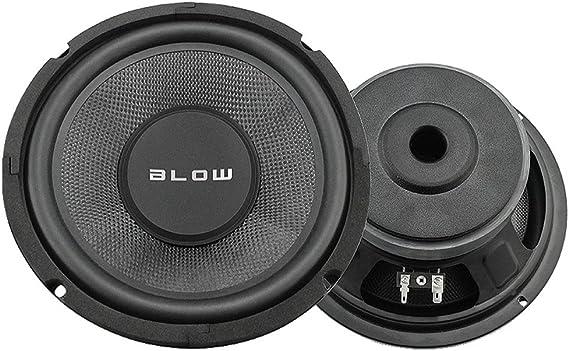 Blow A 200 Subwoofer 8 300w Woofer Lautsprecher Car Auto Basslautsprecher Kfz Küche Haushalt