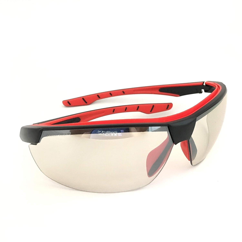 454c75e57 Óculos SOL Proteção ESPORTIVO STEELFLEX NEON IN-OUT INCOLOR ESPELHADO  Esportivo AIRSOFT Teste Balístico Paintball Resistente A Impacto Ciclismo  VOLEY ...