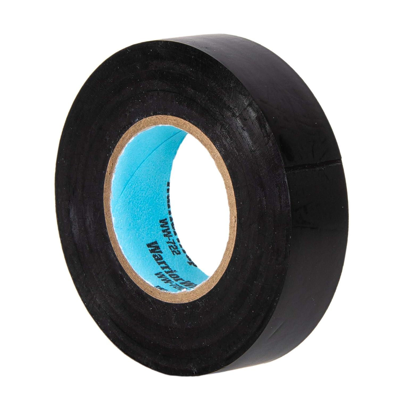 WarriorWrap Select 3//4 in Blue x 60 ft 7 mil Vinyl Electrical Tape