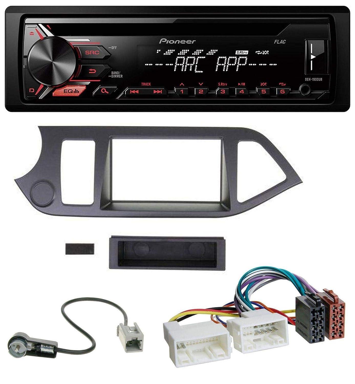 Pioneer DEH 1900UB CD MP3 USB AUX Car Radio for KIA: Amazon