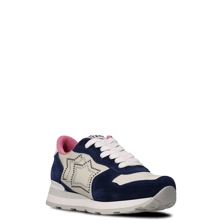 Biancoblu Pelle Donna it Vegagm86b Atlantic Amazon Stars Sneakers cWgqWayB