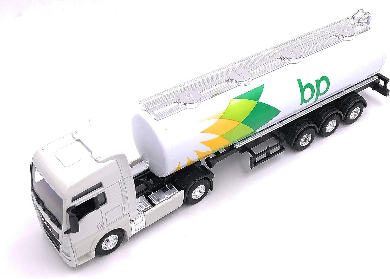 H-Customs BP Camión Cisterna Camión Cisterna Camión Cisterna Gasolina Producto con Licencia 1: 34-1: 39 Blanco