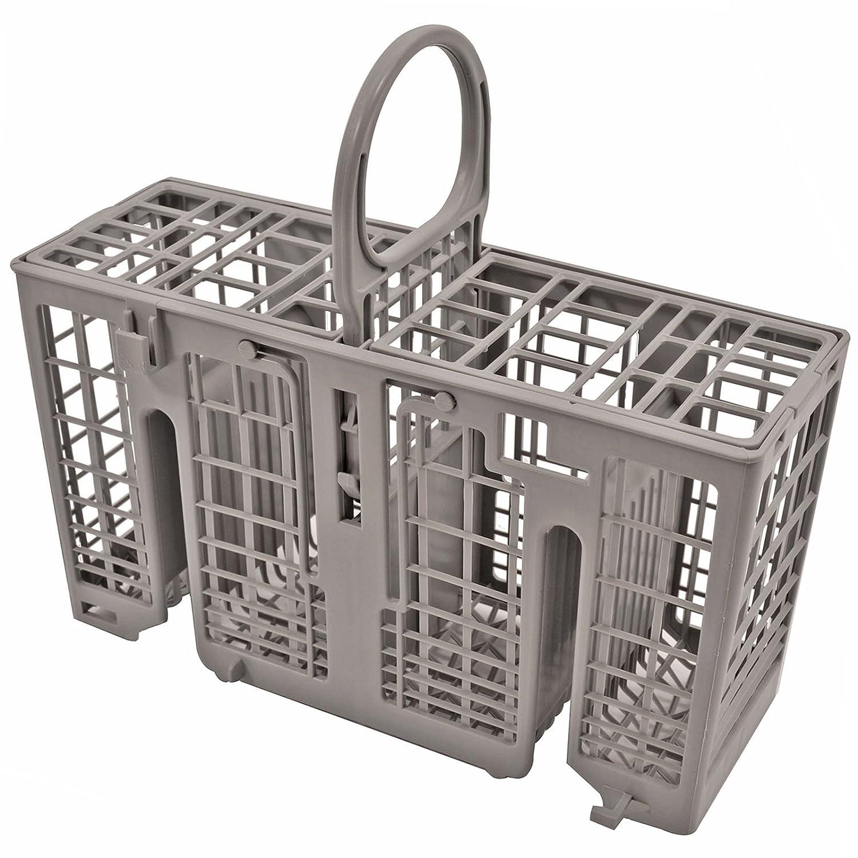 Spares2go largo Slim cubiertos cesta jaula para Hotpoint-Ariston ...