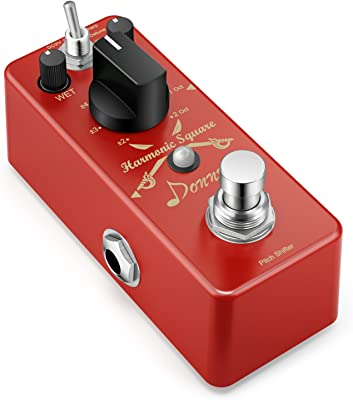 Donner Digital Harmonic Square Octave Pedal