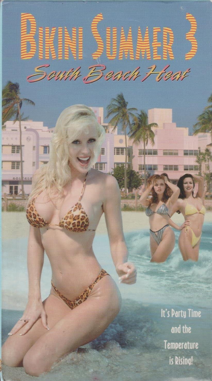 bikini contest vhs