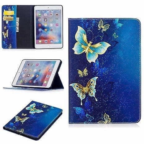 LEMORRY Funda para Apple iPad Mini 4 Carcasa Tapa Bolsa Piel ...