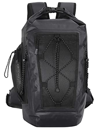 Amazon.com: MIER Mochila impermeable con parte superior ...