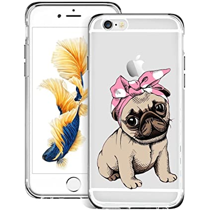 coque iphone 6 plus bouledogue francais
