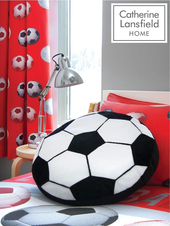 Catherine Lansfield - Cojín con Forma de balón: Amazon.es: Hogar