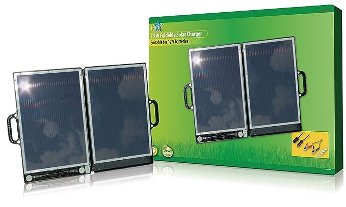 Amazon.com: HQ 13 W Cargador Solar plegable: Home Improvement