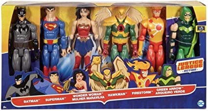 "Mattel DC Comics Justice League SUPERMAN 6/"" Figure"