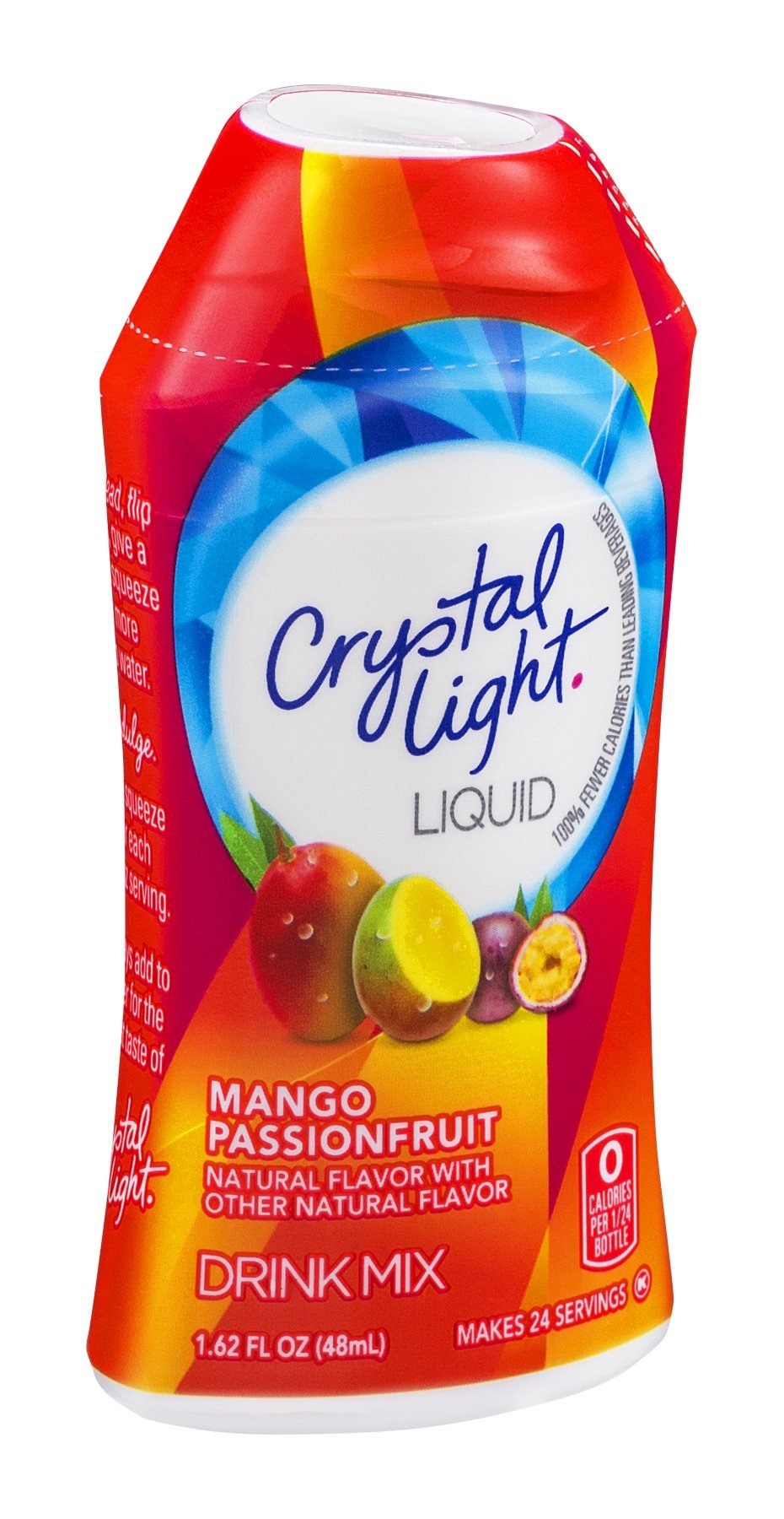 Crystal Light Liquid Drink Mix Mango Passionfruit Flavor 1.62 OZ (Pack of 24) by Crystal Light (Image #1)