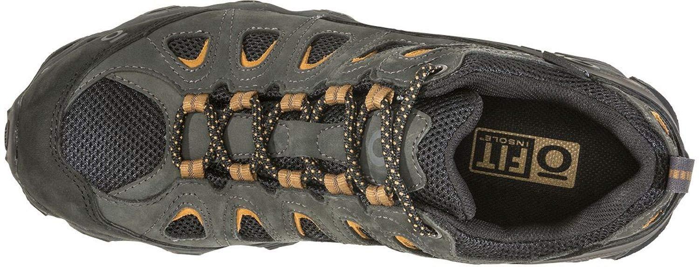 Mens Oboz Sawtooth II Low B-Dry Hiking Shoe