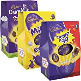 Cadbury Three Medium Easter Eggs