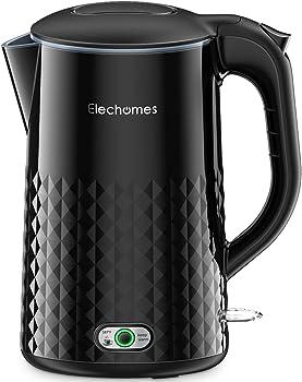 Elechomes 1.7L Smart Keep Warm Electric Kettle