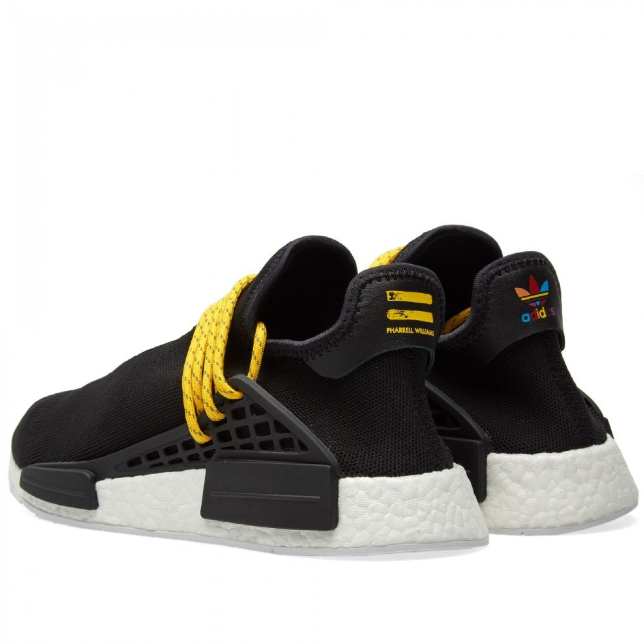 0c960ab72 Adidas x Pharrell NMD - Human Race - Black - Size UK 7- Brand New   Amazon.co.uk  Shoes   Bags