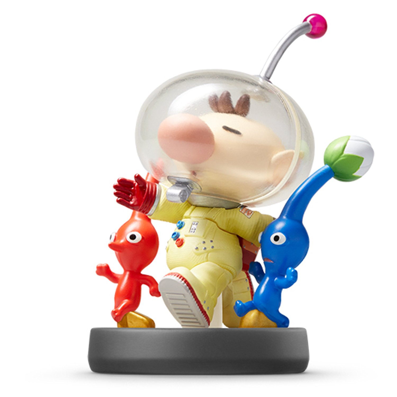 Pikmin & Olimar amiibo - Japan Import (Super Smash Bros Series)