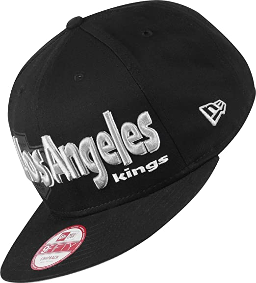 8dc7f329cfb31 New Era - Casquette Snapback Homme 9Fifty NHL Dough Word - Los Angeles Kings  - Taille
