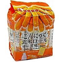 北田蒟蒻糙米卷(芝士)160g(台湾进口)